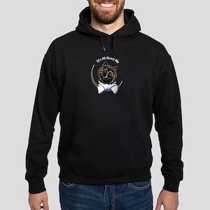 Akita IAAM Logo Hoodie (dark)