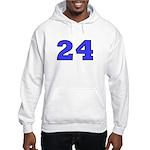 Twenty-four Hooded Sweatshirt