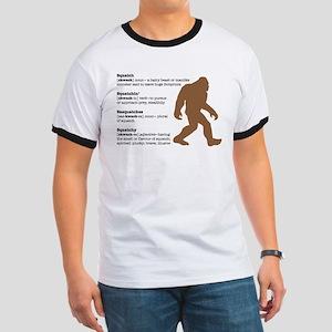 Definition of Bigfoot Ringer T