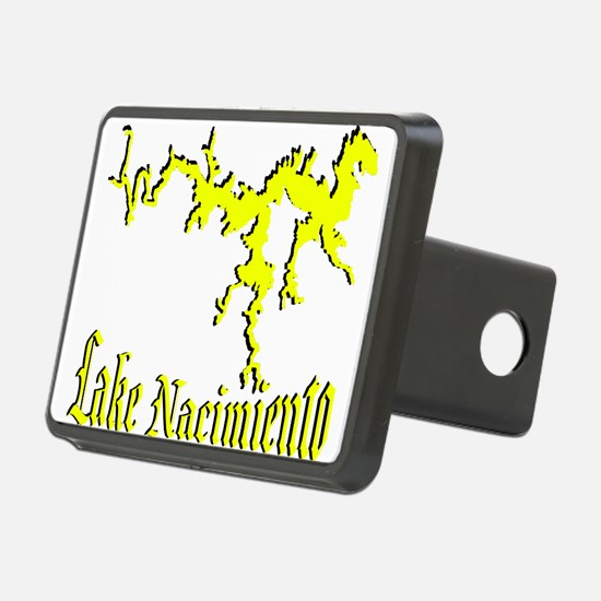 LAKE NACIMIENTO [4 yellow] Hitch Cover