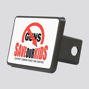 Save Our Kids Rectangular Hitch Cover
