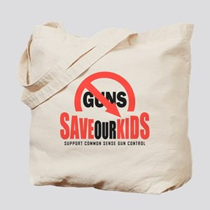 Save Our Kids Tote Bag