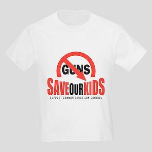 Save Our Kids Kids Light T-Shirt