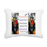 Apprentice Witch Rectangular Canvas Pillow