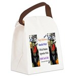 Apprentice Witch Canvas Lunch Bag