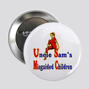 "Misguided Children 2.25"" Button"