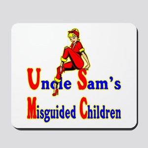 Misguided Children Mousepad