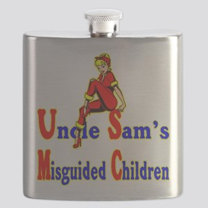 Misguided Children Flask
