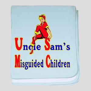 Misguided Children baby blanket