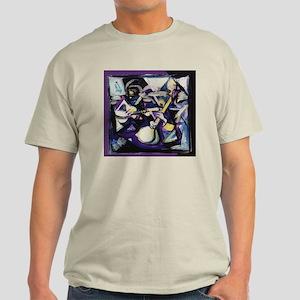 Sitar,Guitar Live Jazz Sharyl Gates T-Shirt