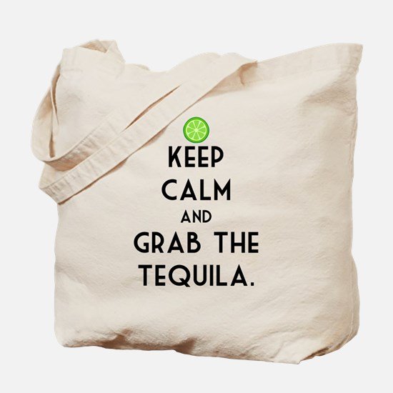 Grab The Tequila Tote Bag