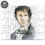 Mr Darcy Of Pemberley Puzzle