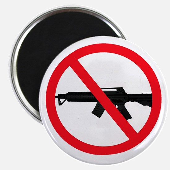 Ban Assault Weapons Magnet