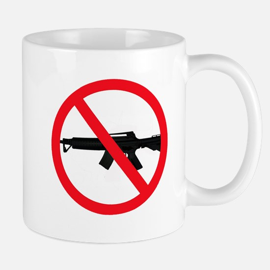 Ban Assault Weapons Mug