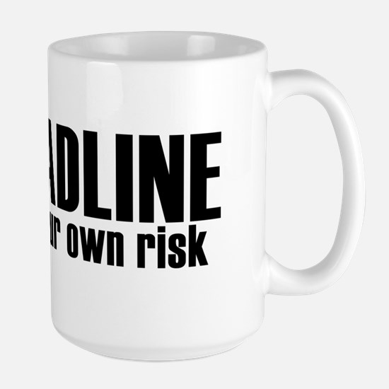 deadline Mugs