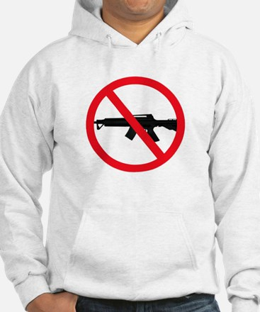 Ban Assault Weapons Hoodie
