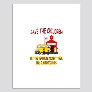 Save The Children Small Poster
