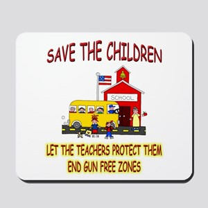 Save The Children Mousepad