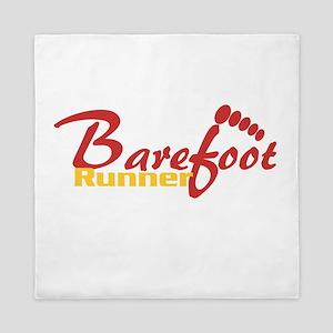 BarefootRunner2 Queen Duvet