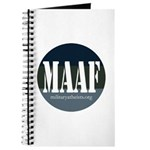 MAAF logo Journal