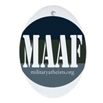 MAAF logo Ornament (Oval)