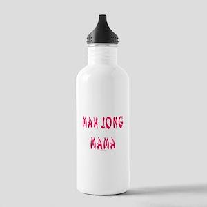 Mah Jong Mama Stainless Water Bottle 1.0L