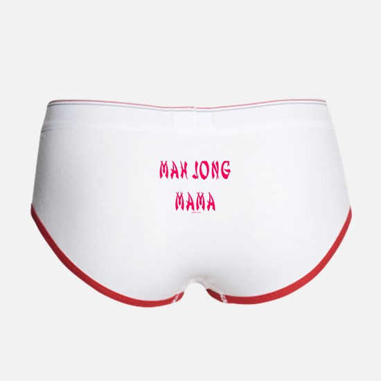 Mah Jong Mama Women's Boy Brief