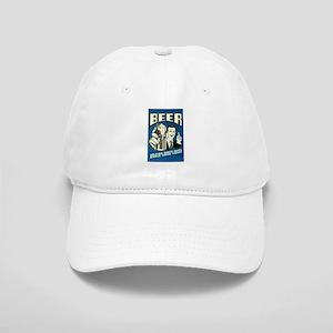 Beer Helping White Guys Dance Cap