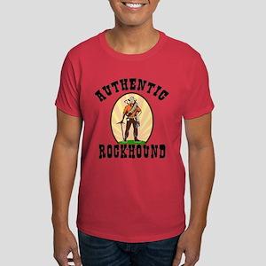 Authentic Rockhound Dark T-Shirt