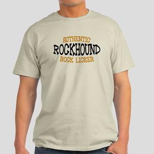 Rockhound Authentic Rock Licker Light T-Shirt