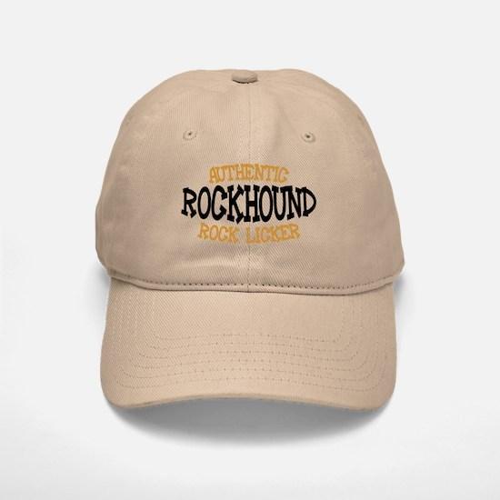 Rockhound Authentic Rock Licker Baseball Baseball Cap