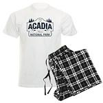 Acadia National Park Men's Light Pajamas