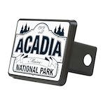Acadia National Park Rectangular Hitch Cover