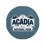 """Acadia National Park 3.5"""" Button (100 pack)"""