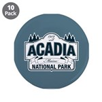 """Acadia National Park 3.5"""" Button (10 pack)"""