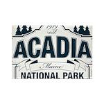 Acadia National Park Rectangle Magnet