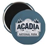 "Acadia National Park 2.25"" Magnet (100 pack)"