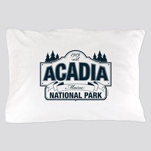 Acadia National Park Pillow Case