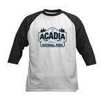 Acadia National Park Kids Baseball Jersey
