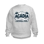 Acadia National Park Kids Sweatshirt