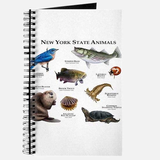 New York State Animals Journal