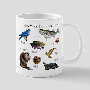 New York State Animals Mug