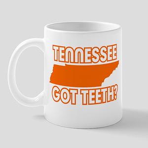 TENNESSEE GOT TEETH FUNNY SHI Mug