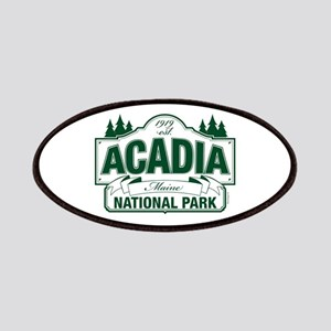 Acadia National Park Patches