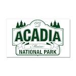 Acadia National Park Car Magnet 20 x 12