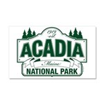 Acadia National Park Car Magnet 20 x 12