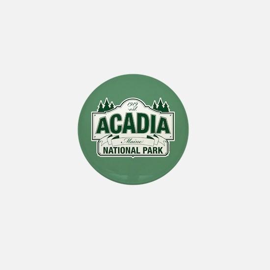 Acadia National Park Mini Button