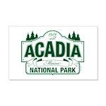 Acadia National Park 20x12 Wall Decal