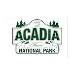 Acadia National Park Mini Poster Print