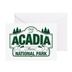 Acadia National Park Greeting Cards (Pk of 10)